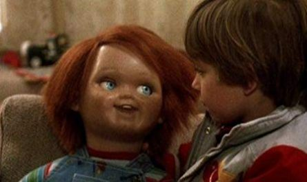 Child's play horror film cover