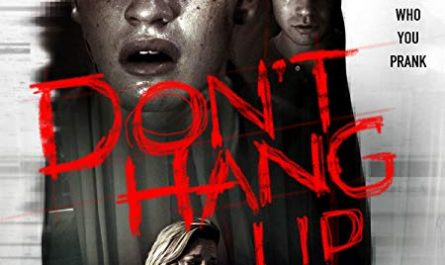 don't hang up horror film cover