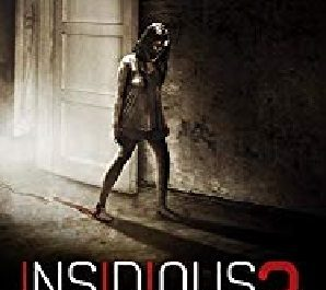 insidious chapter 3 horror film cover