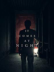 it comes at night horror film cover