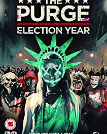 the purge election year horror film cover