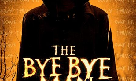 the bye bye man horror film cover