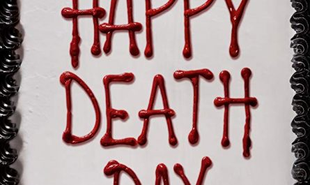 happy death day horror cover