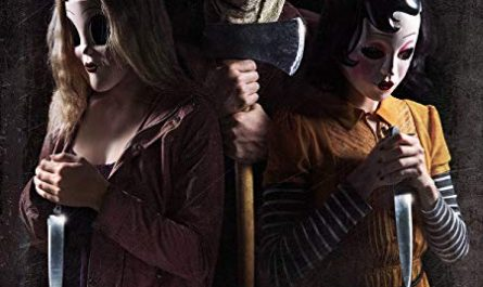the strangers prey at night horror film cover