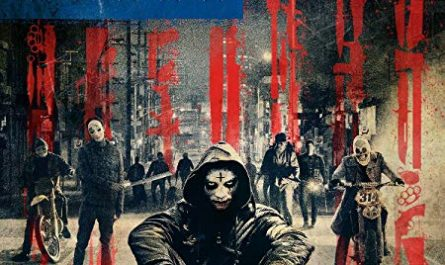 the purge anarchy horror film cover