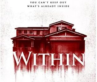 within horror film cover