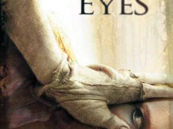 hills have eyes horror film cover
