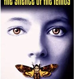 the silence of the lambs horror film cover