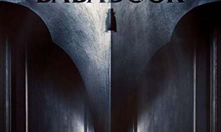 the babadook horror film cover