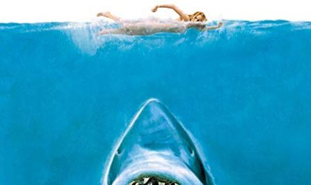 jaws horror film cover