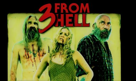 Three From Hell horror film cover