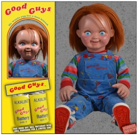 chucky horror film doll