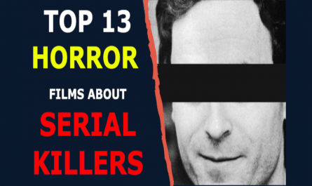 top 13 horror films about serial killers cover