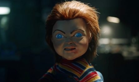 Child's Play 2019 horror film cover
