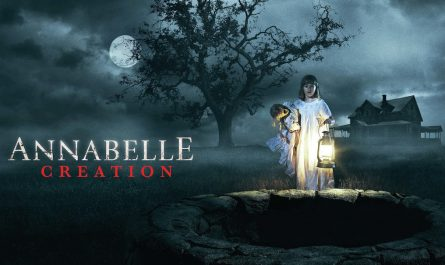 Annabelle Creation horror film review cover