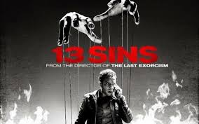 13 Sins horror film review cover