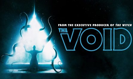 the void horror film review cover
